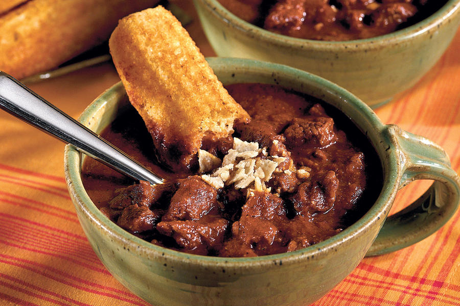 Chunky Beef Chili Recipes
