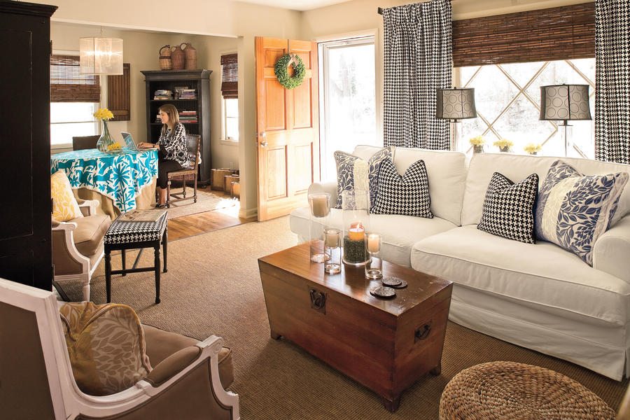 The whole bolt 106 living room decorating ideas southern living