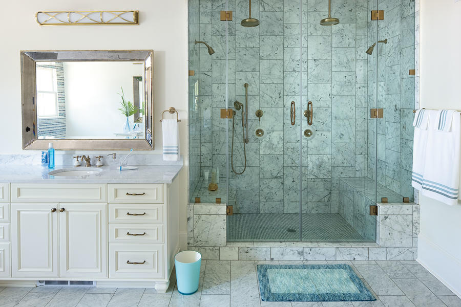 Awesome Splurge In The Shower 65 Calming Bathroom Retreats Southern Living
