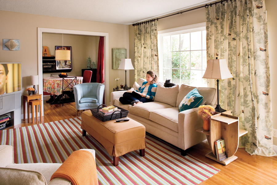 mix your styles 106 living room decorating ideas southern living