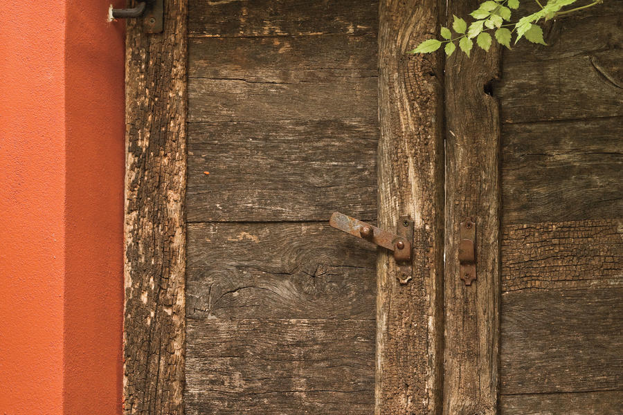 Old Wood Shutters