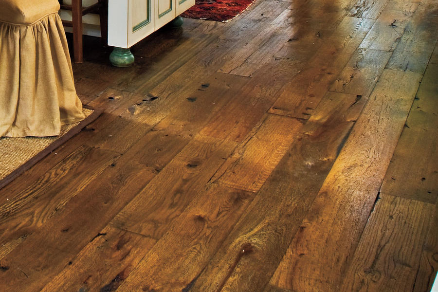 Vintage Floorboards
