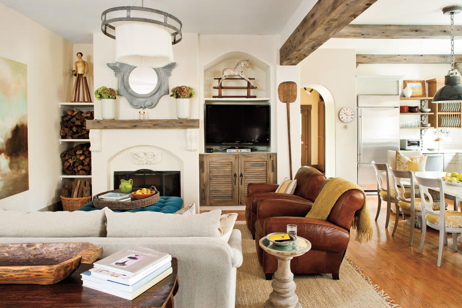 Visually Divide A Great Room