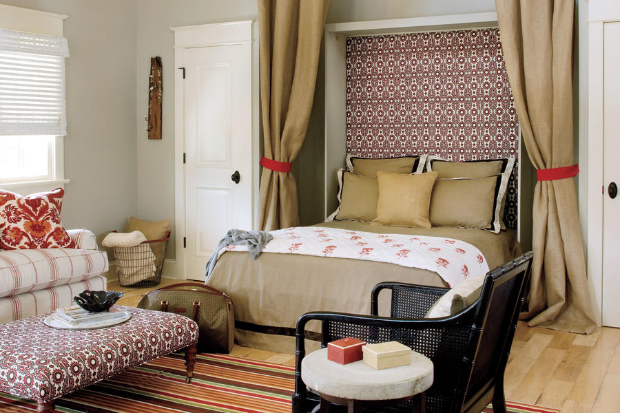 living gracious guest bedroom decorating ideas southern living