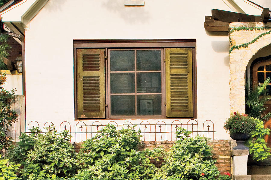 Antique Shutters