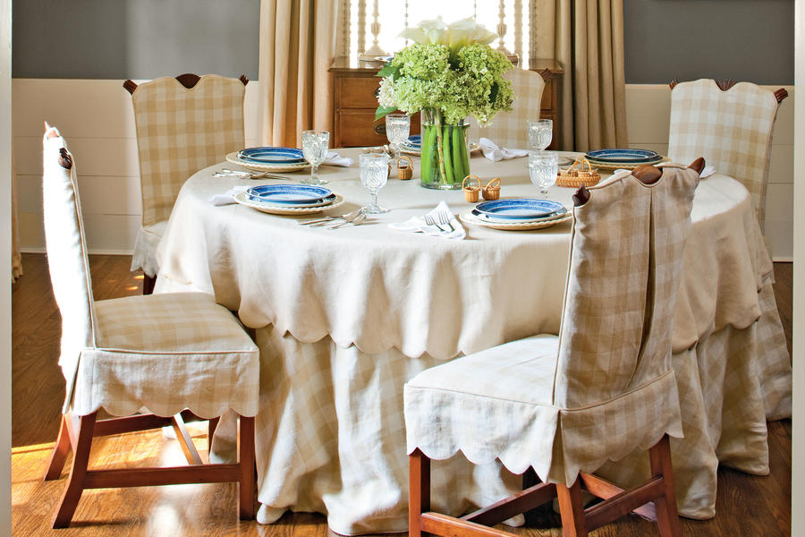 Soften with Linens