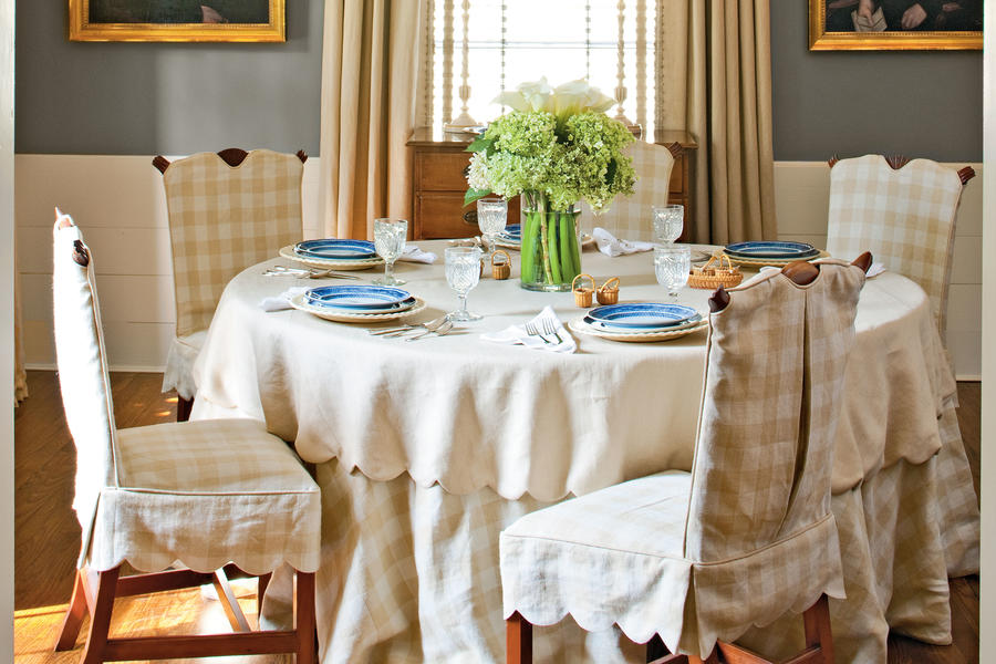 Dining Room After Cape Cod Cottage Style Decorating