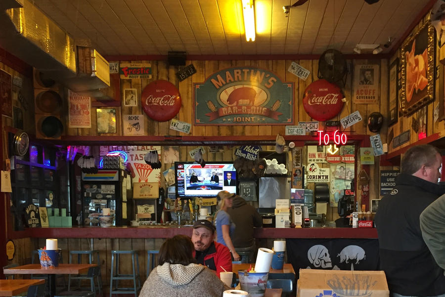 Martin's Bar-B-Que Joint - The South's Top 50 Barbecue ...