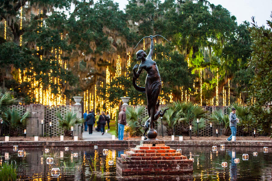 Nights Of A Thousand Candles At Brookgreen Gardens The South 39 S Best Holiday Experiences