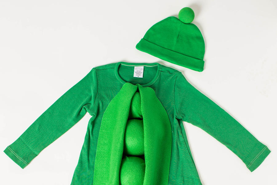 how to make a garden costume