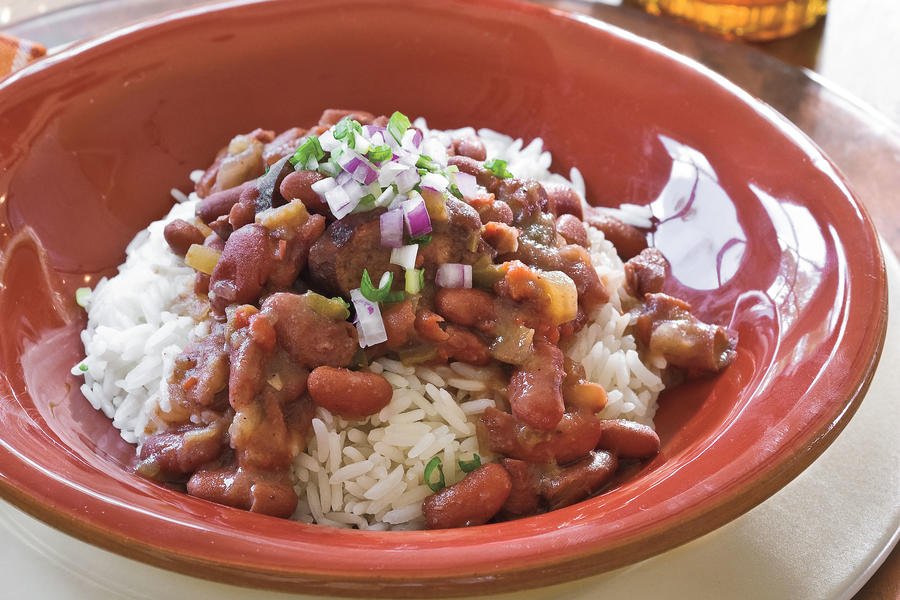 Slow Cooker Recipes: Slow-Cooker Red Beans and Rice