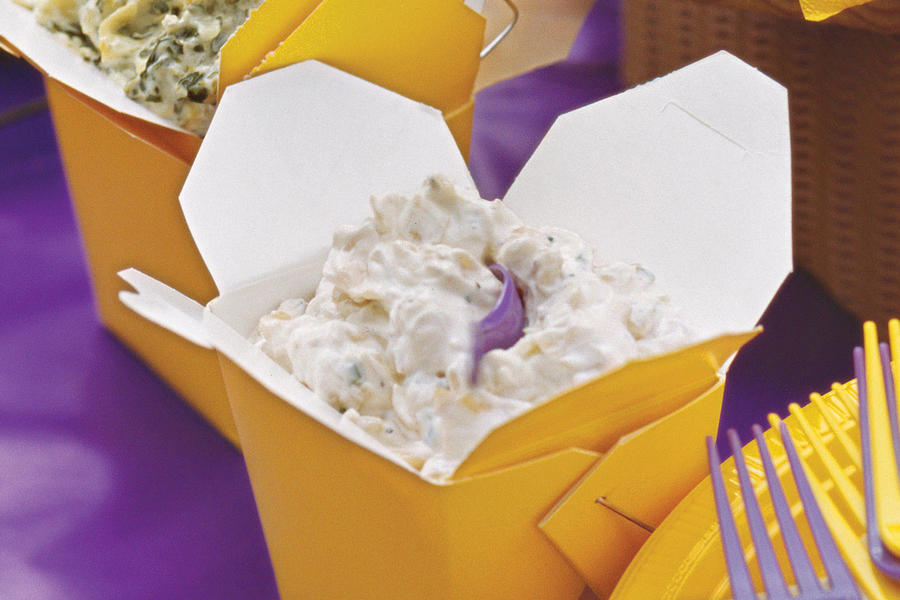 Tailgating Recipes: Caramelized Onion Dip