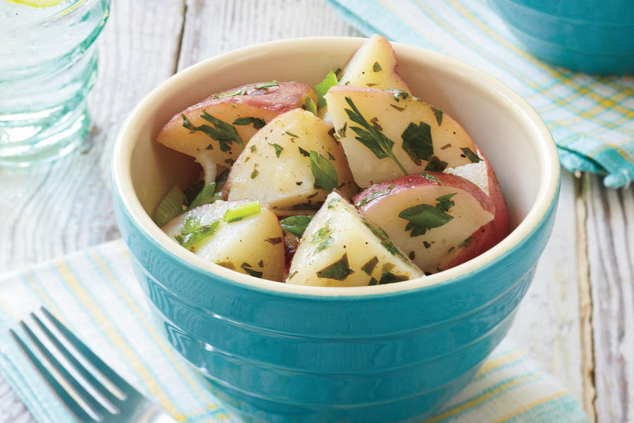Lightened Recipe: Lemony Potato Salad