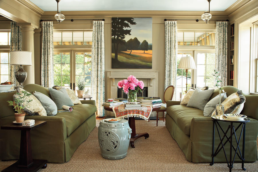 Create A Faux Fireplace 106 Living Room Decorating Ideas