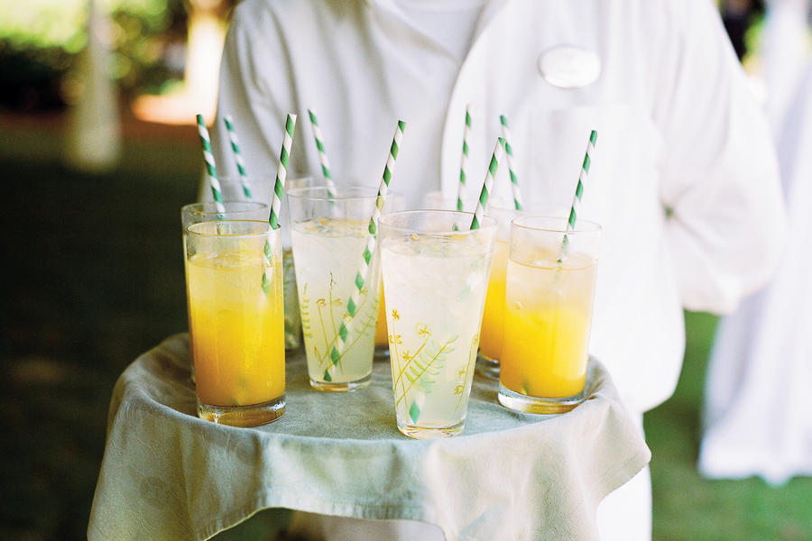 Bellinis and Mimosas