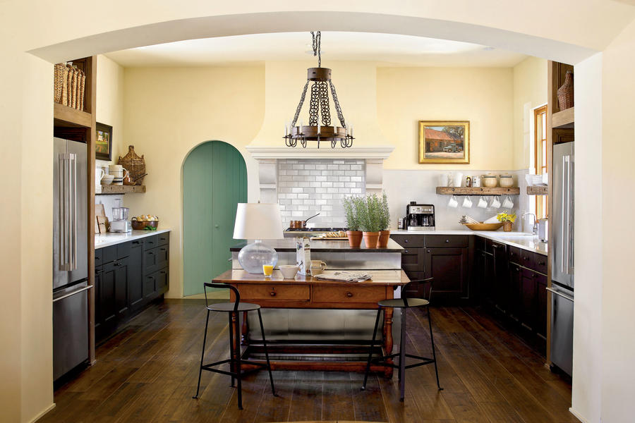 Antique Texas Kitchen