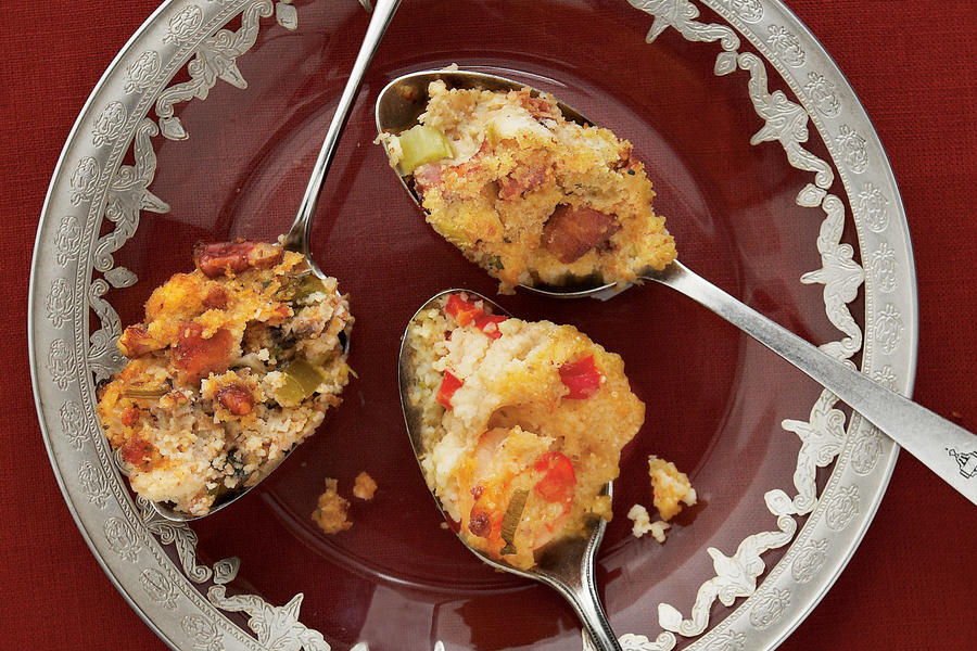 Cornbread Turkey Dressing Recipe