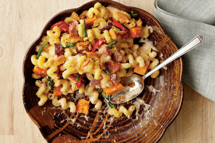 Dinner Mac and Cheese