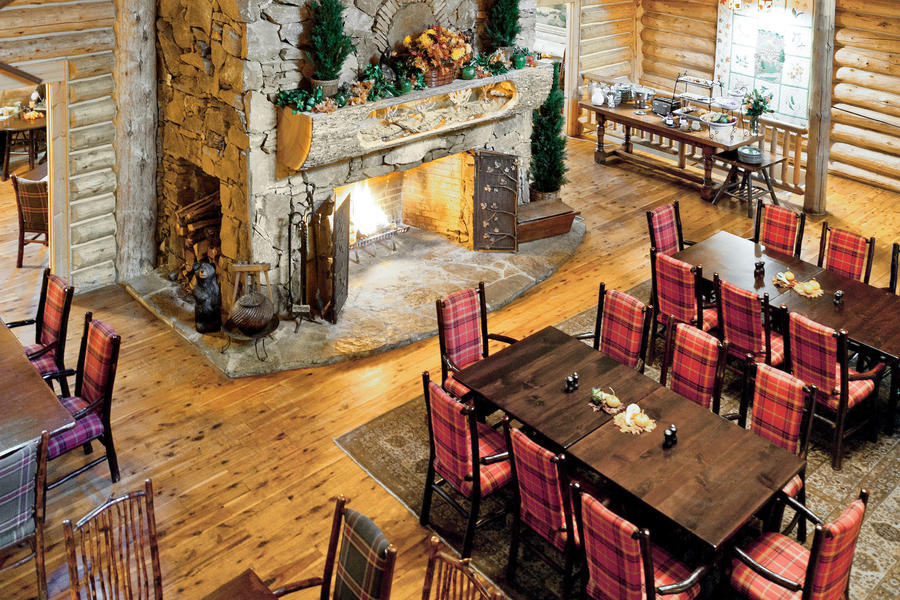 Dancing Bear Lodge & Restaurant