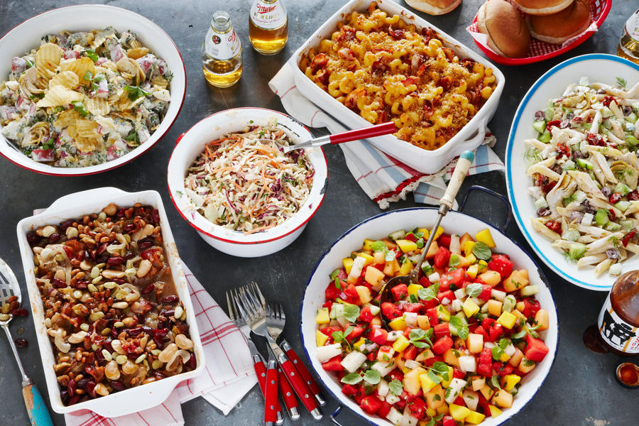 Bbq Side Dish Smackdown - Southern Living