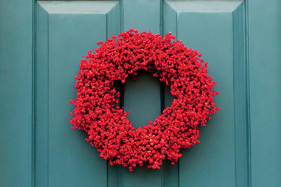 Welcoming Wreath