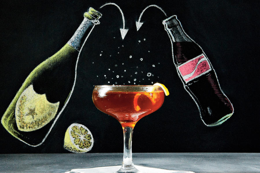 Coke® Cocktails: Pause that Refreshes