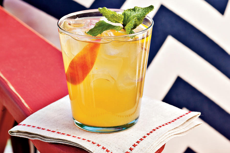 Serve a Southern Cocktail