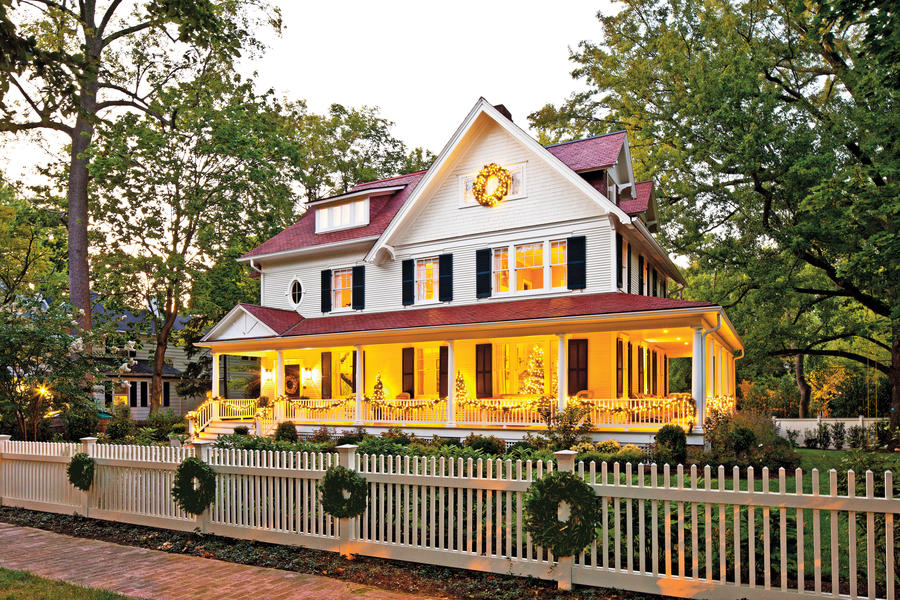 Historically Inspired Renovation