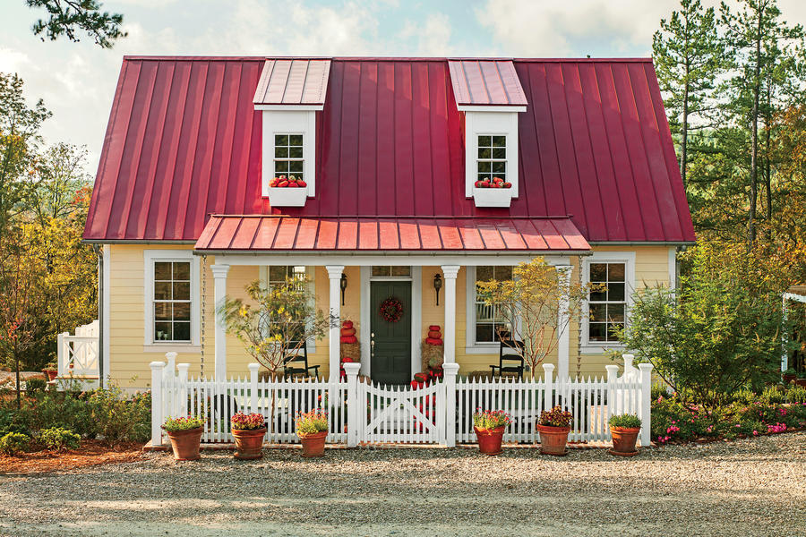 Smaller But Smarter Cottage Style