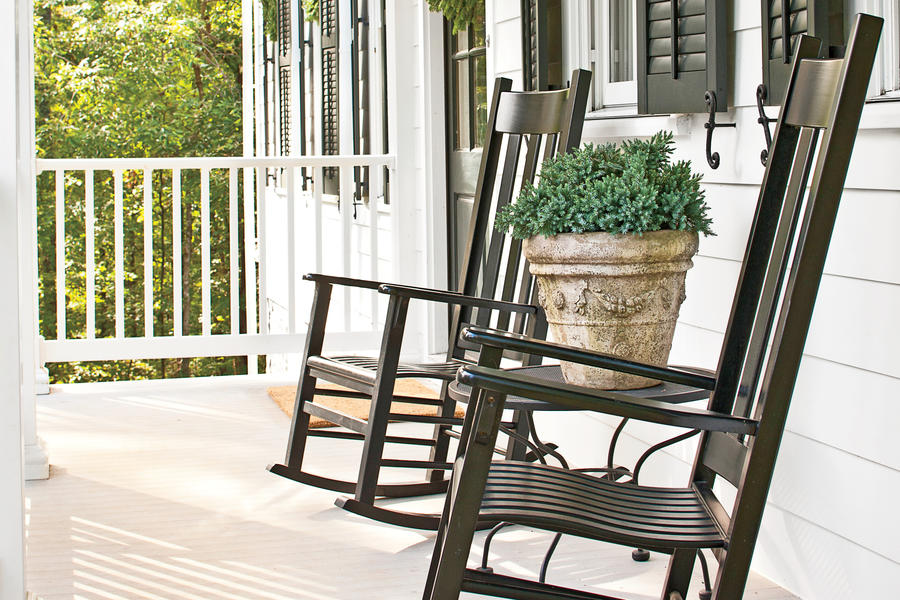 Get the Look: The Farmhouse Porch
