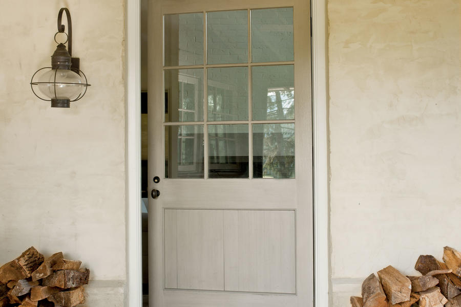 Craftsman Doorway