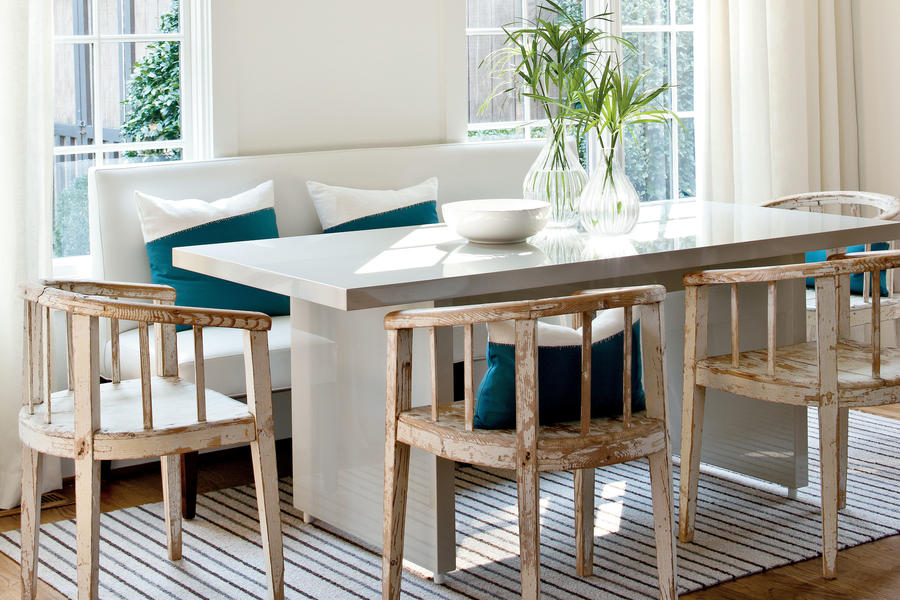 Create a Modern Breakfast Nook