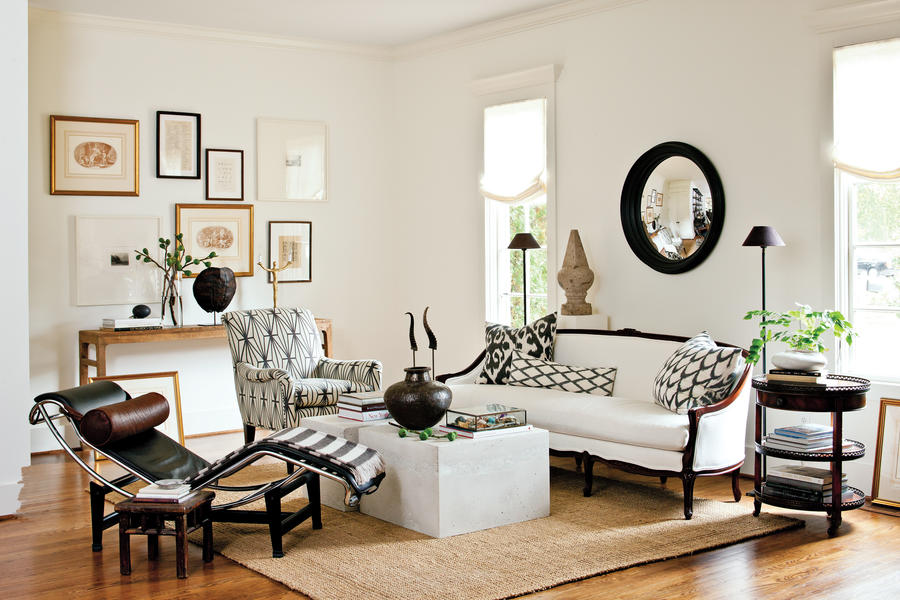 Design a Casually Elegant Gathering Space
