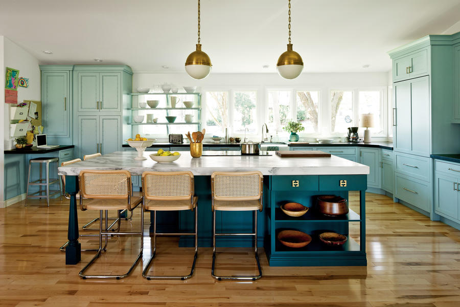modern family kitchen  southern living,Modern Family Kitchen,Kitchen ideas