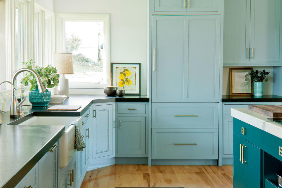Cool Stock Cabinetry