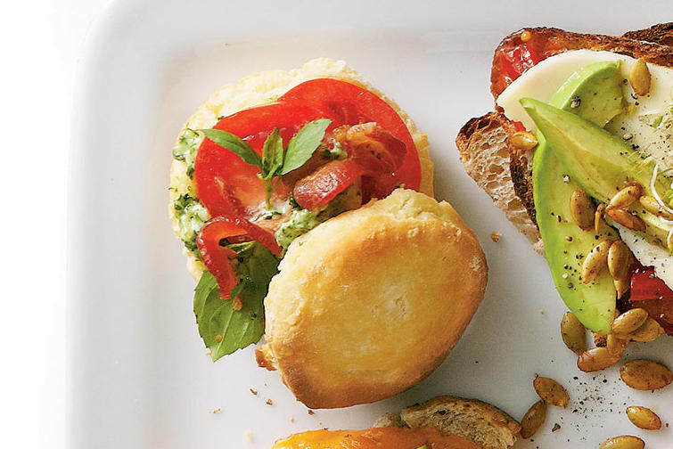 Biscuit BLTs