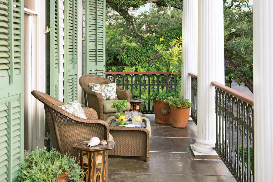 Julia Reed's New Orleans Garden