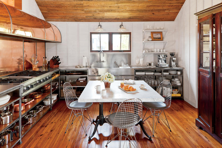 The Kitchen at a Glance