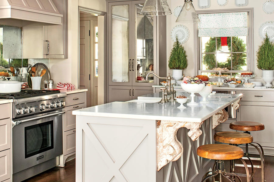 What She Did: Kitchen