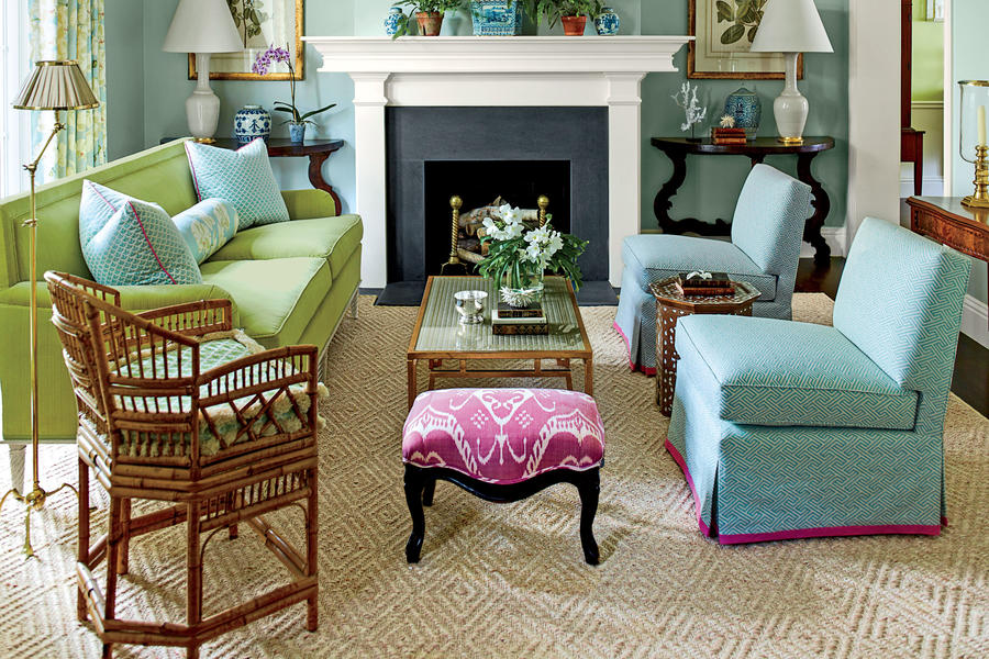 No. 1 Pull Out a Bold Accent Color