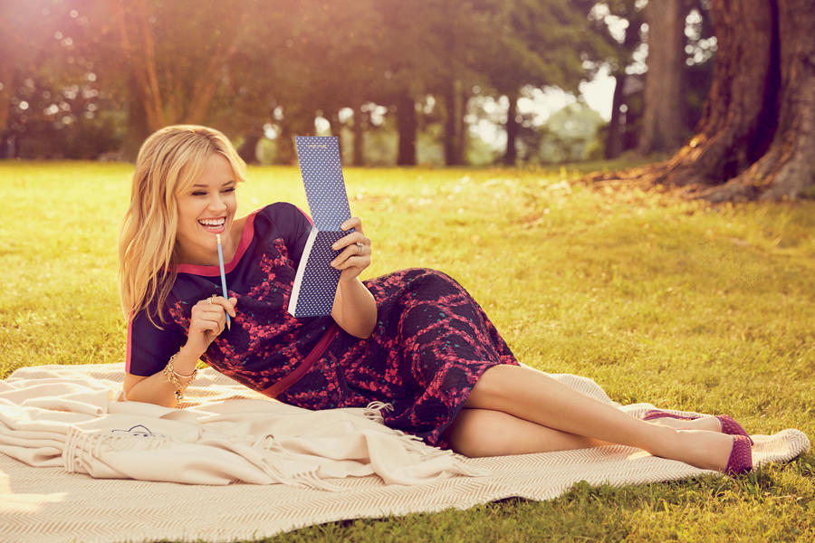 True to Her Roots - Reese Witherspoon: The SL Photoshoot- Southern Living