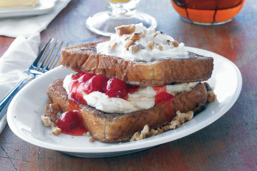 Colonial Stuffed French Toast