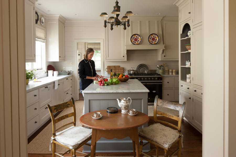 Cape Cod Original 1930 Kitchen Country Cottage Decorating Ideas Style