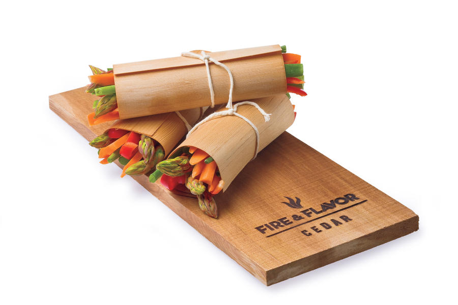 Summer Entertaining Essentials: Cedar Grilling Planks and Papers