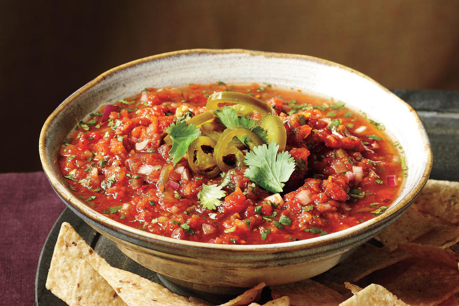 Frogs-On-Fire Salsa