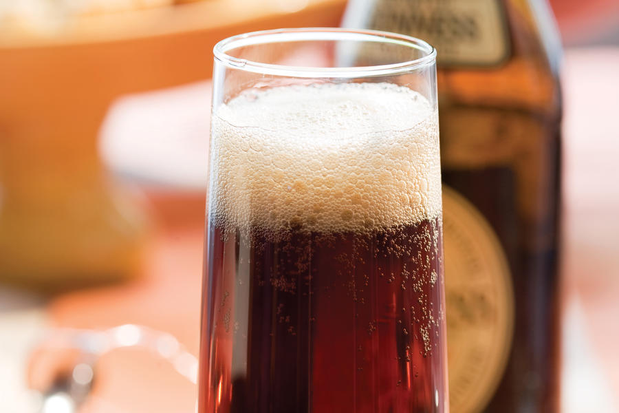 St. Patrick's Day Recipes: Black Velvet Beer