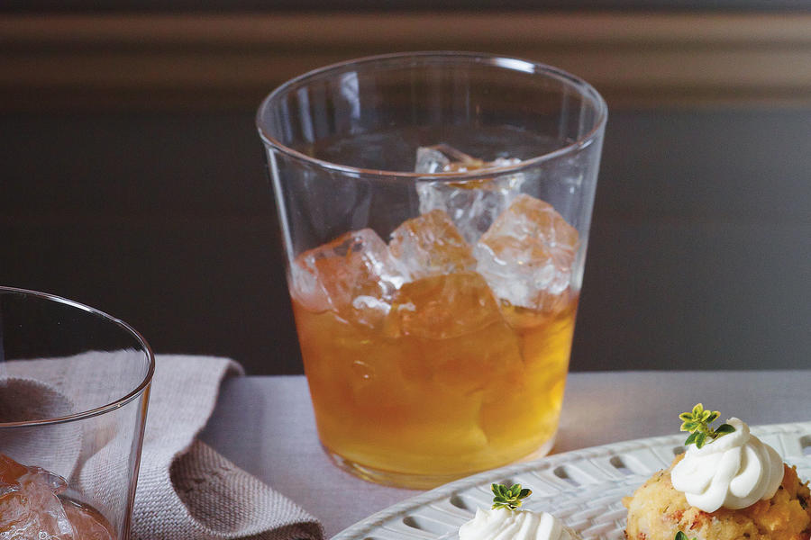 Bacon-Infused Bourbon