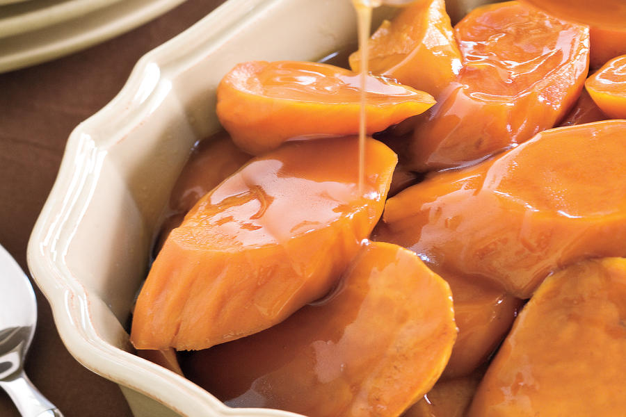 Slow-Cooker Candied Yams