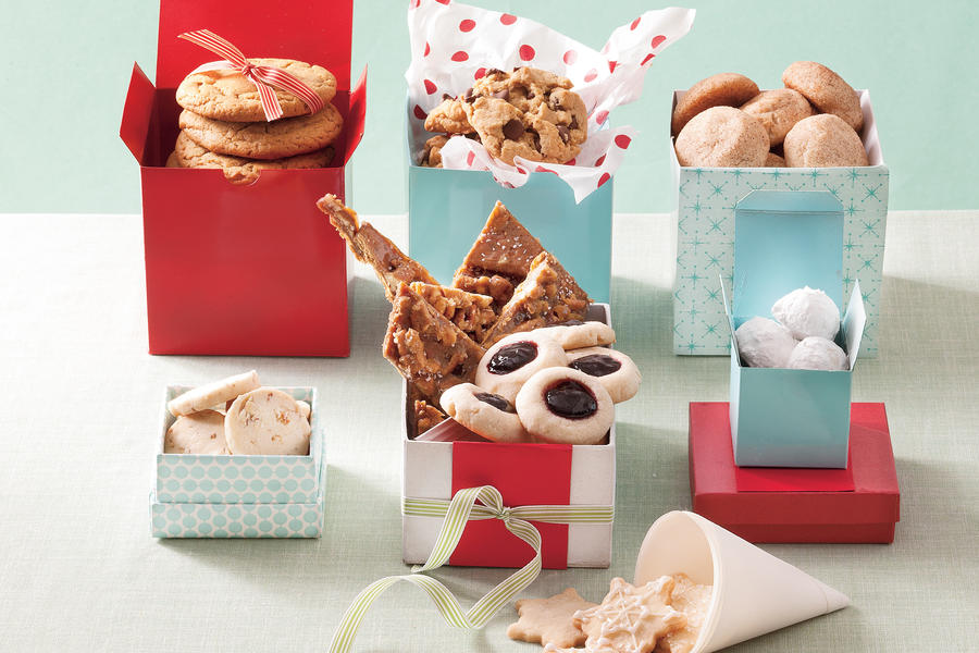 Christmas Cookie Recipes: Cookie Gifts