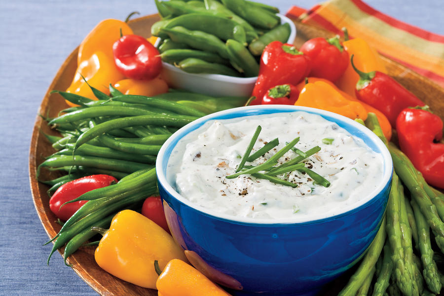 Wedding Shower Recipe Ideas: Bacon-Onion Dip